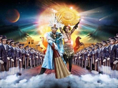Pictures Of The Sun. Empire Of the Sun just might